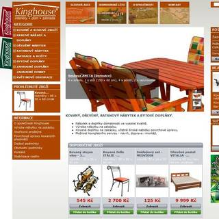 E-shop Kinghouse.cz